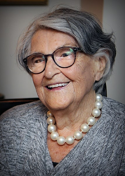 Mrs Lillian Holgate