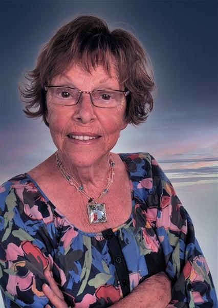 Mrs. Huguette Trudeau (née St-Pierre)