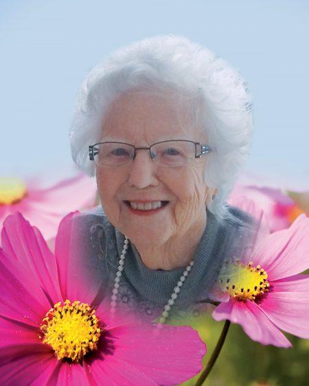 Mrs. Olive Dupuis Bergeron