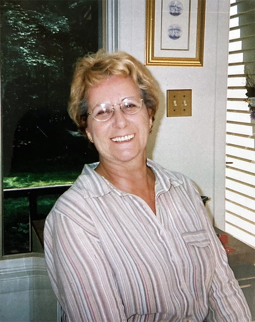 Mrs Dorothy Bourgaize