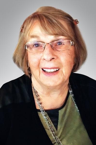 Mrs Jacqueline Bessette (née Chatelois)