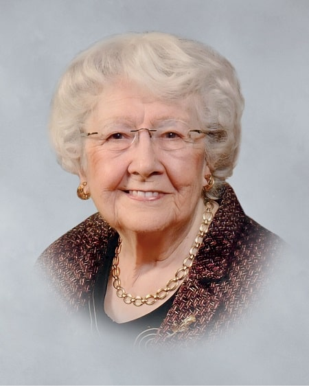 Mme Gemma Latulippe née Savard