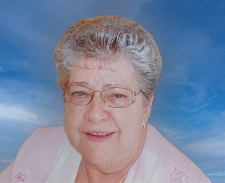 Mrs. Rita Desgagné Dupras