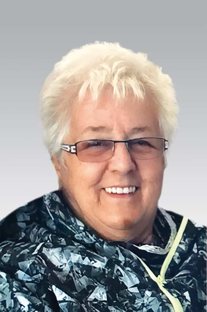 Mme. Yolande Brissette Leblanc