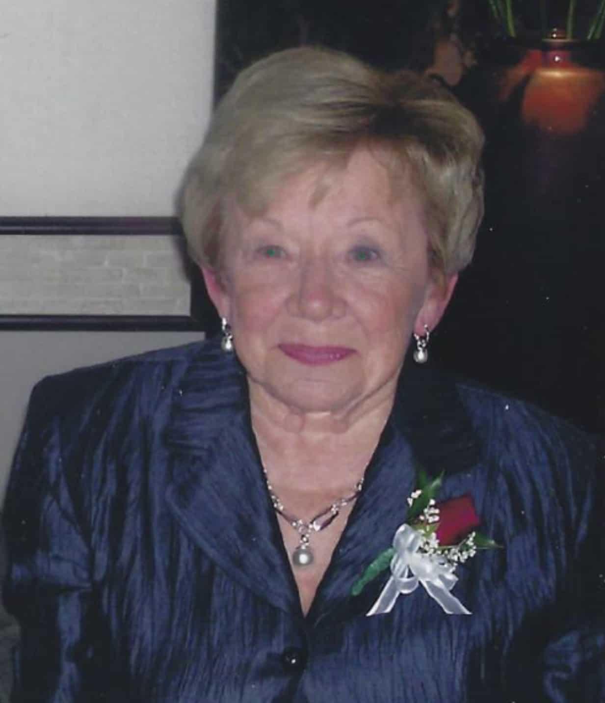 Mme Onida Keays (nee Cahill)